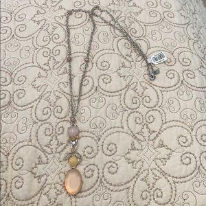 NWT Loft Pendant Necklace